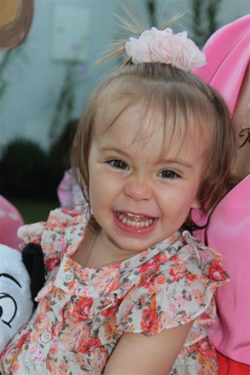 Aniversário - 2 anos - Juliana Svea Leão