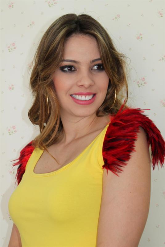 Ombreiras de plumas