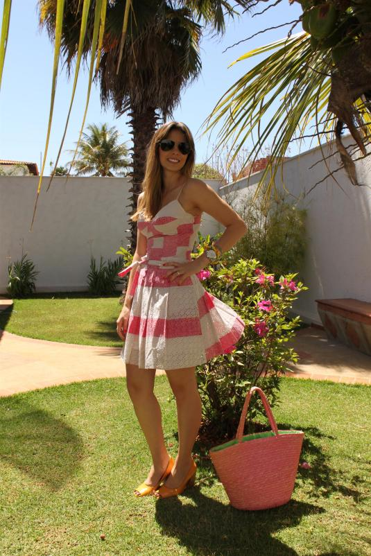 Look do dia, vestido