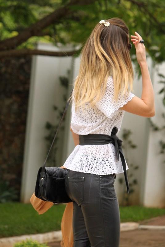 blusa retrô