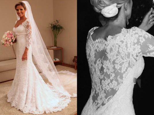 Blog Sarah Leão - Miquéias Madalena - Casamento - Vestido de noiva - Constance Zahn - Wanda Borges