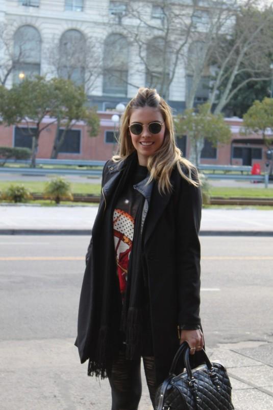 Look Buenos Aires- sarah Leão