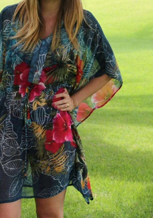 Look do dia- Sarah Leão - Três Ranchos- Verão