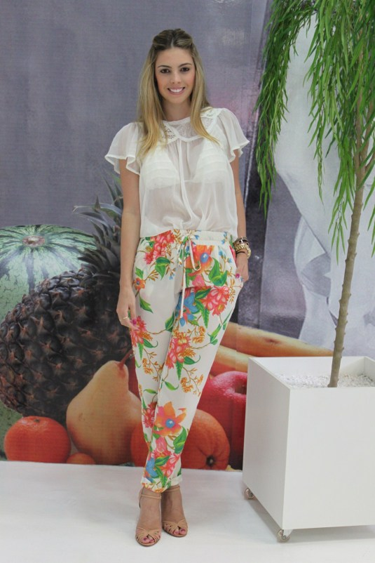Look verão- Kju- Sarah Leão