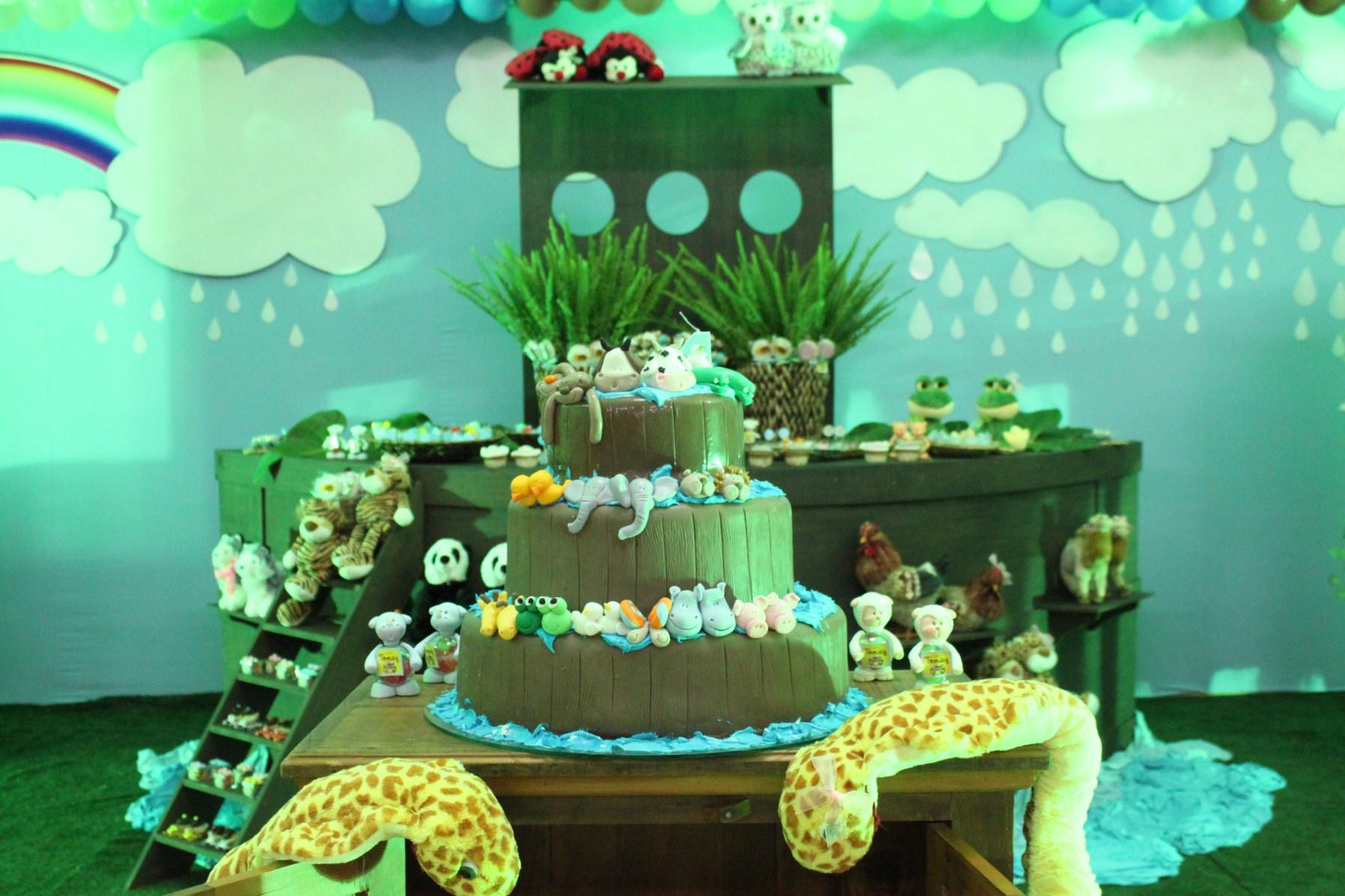 Decoração Festa Tomaz 1 Ano Sarah Leão